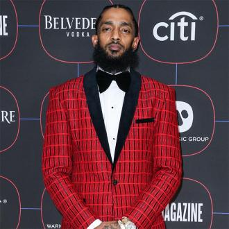 Nipsey Hussle's Family And Friends Mourn Rapper In Secret Service