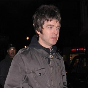 Lazy Frontman Noel Gallagher
