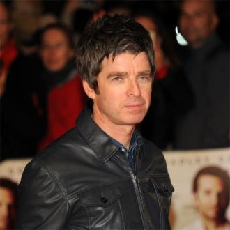 Rap 'n' roll star Noel Gallagher