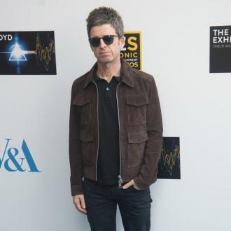 Noel Gallagher praises his 'scissor queen'