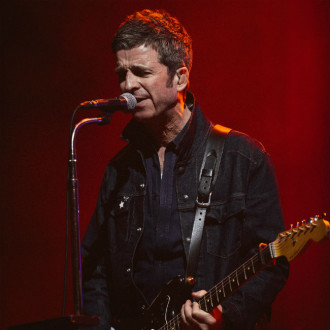 Noel Gallagher's bandmate Charlotte Marionneau says he 'just wants a nice time' after years feuding with Liam