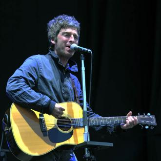 Noel Gallagher's High Flying Escape From Typhoon