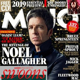 Noel Gallagher claims Liam quit Beady Eye by text message