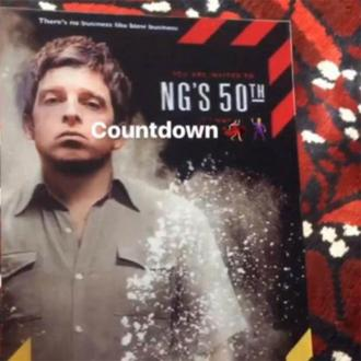 Noel Gallagher's Narcos birthday message