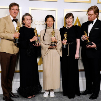 Nomadland's 'Herculean effort' to finish film amid coronavirus pandemic