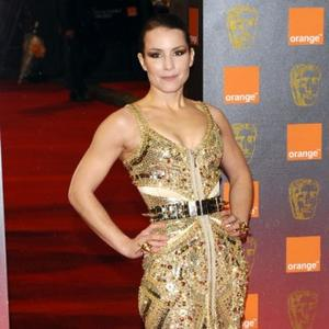 Noomi Rapace Restricted In Corset