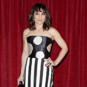 Noomi Rapace's Sherlock English Nerves
