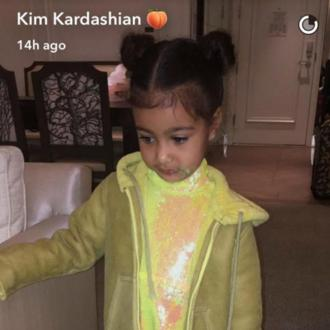 Kim Kardashian West And Kanye West Will Launch Children's Clothing Range