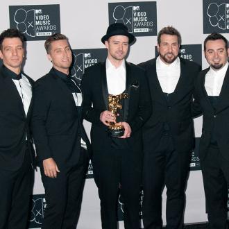 *Nsync Celebrate Mtv Vma Reunion