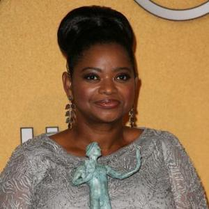 Octavia Spencer's Boob Job Plans