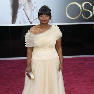 Octavia Spencer 'inspired' by mother
