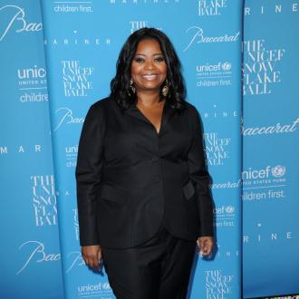 Octavia Spencer wants to date Brad Pitt