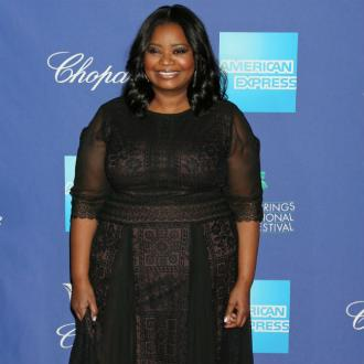 Octavia Spencer says her and Tate Taylor have a special connection