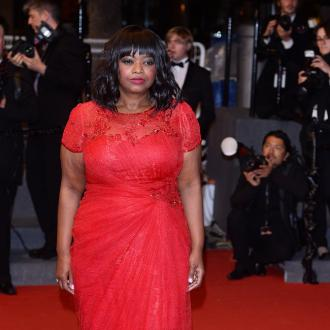 Octavia Spencer 'Fine' Without Kids