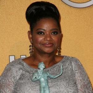 Octavia Spencer Not Happy With Her Weight