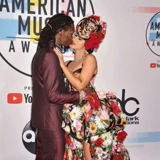 Cardi B and Offset celebrating second anniversary