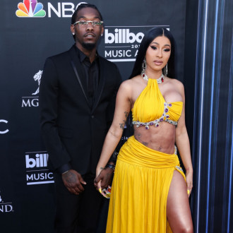 'This is ridiculous': Cardi B shows off husband Offset's extensive sneakers collection