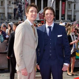 Weasley Twins Show Serious Side In Last Harry Potter Film