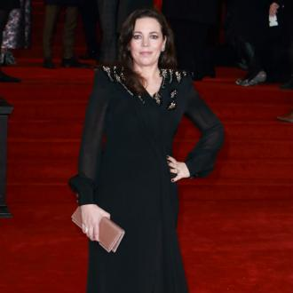 Olivia Colman: Kissing Rachel Weisz is like winning the lottery