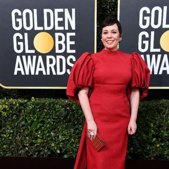 Olivia Colman's 'boozy' Golden Globes