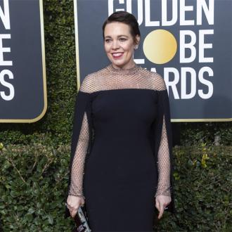 Olivia Colman delighted with Golden Globe win
