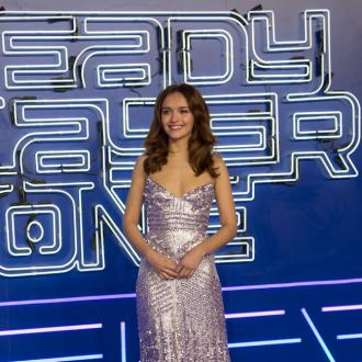 Olivia Cooke says using motion capture in Ready Player One was liberating