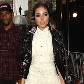 Olivia Culpo burned off a 'whole section' of her hair with a hairdryer