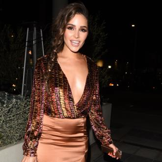 Olivia Culpo's glass dress