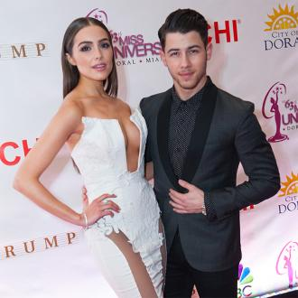 Nick Jonas: Olivia Culpo Makes Things 'Easier'
