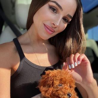 Olivia Culpo adopts new pup