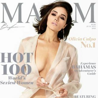 Olivia Culpo tops Maxim Top 100 list