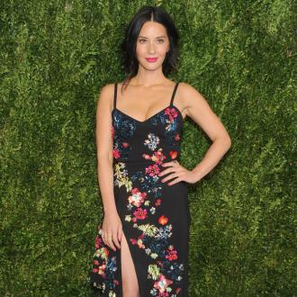 Olivia Munn really happy with Aaron Rodgers