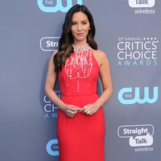 Olivia Munn mocks Mark Wahlberg