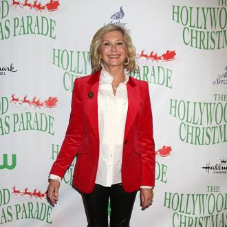 Olivia Newton-John wants to be grandmother