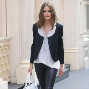 Olivia Palermo Was A Tomboy