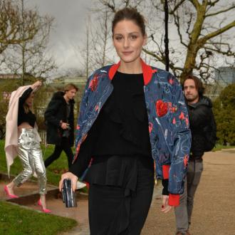 Olivia Palermo designed collection under Karl Lagerfeld