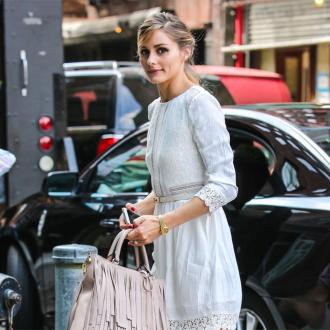 Olivia Palermo designs collection for Aquazzura