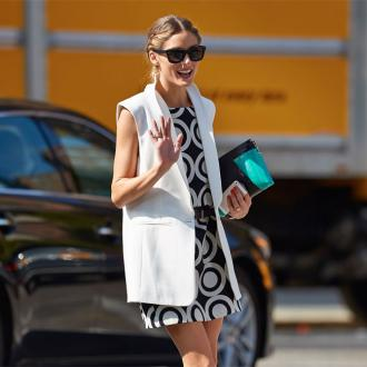 Olivia Palermo's 'cool' London style