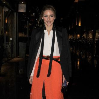 Olivia Palermo teams up with Aspinal