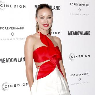 Olivia Wilde Got 'Hammered' At Work