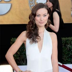 Olivia Wilde Returns To House