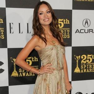 Olivia Wilde Happier As A Brunette