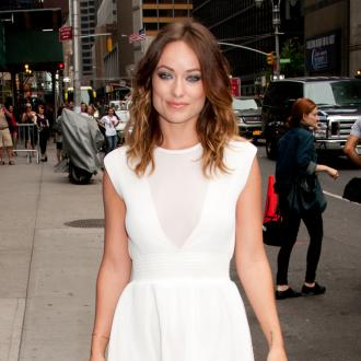 Olivia Wilde's close call