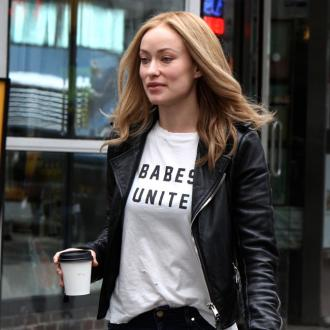 Olivia Wilde's son is 'hard' on his younger sister