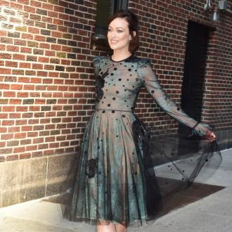 Olivia Wilde: Directing takes a lot of courage