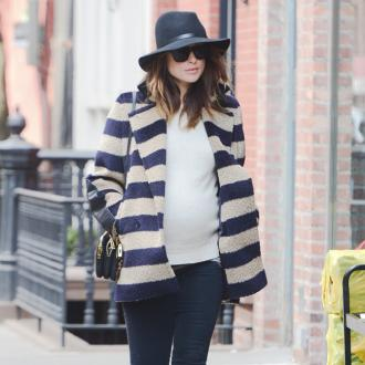 Olivia Wilde Loves Being Pregnant