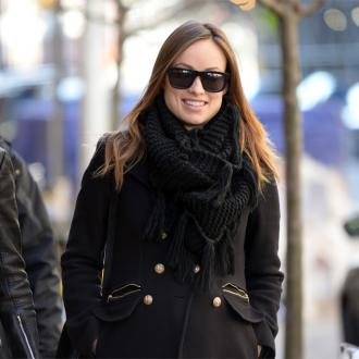Olivia Wilde's Son Pees On His Face