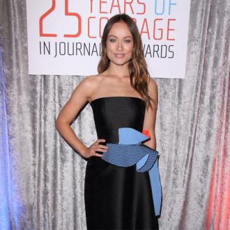 Olivia Wilde's new priorities
