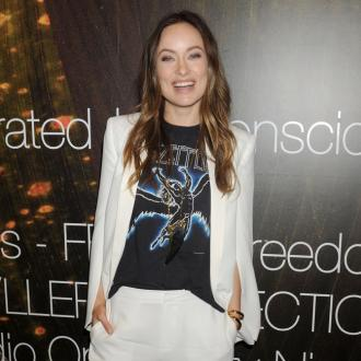 Olivia Wilde feels 'so lucky' to have celebrated her son's first birthday