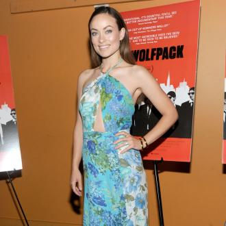 Olivia Wilde's career started with divorce